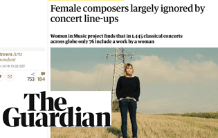 Guardian Press Article